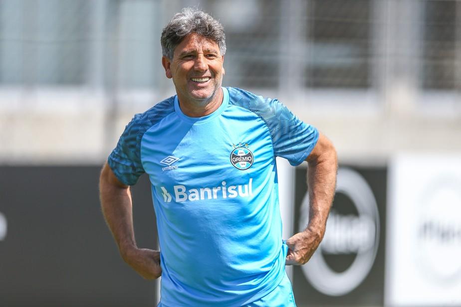Grêmio tem força máxima contra Flamengo mas deve ter time alternativo contra Vasco