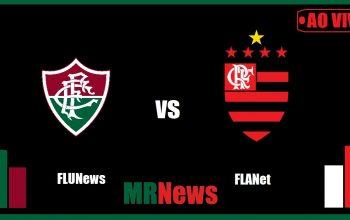 Fluminense x Flamengo partida