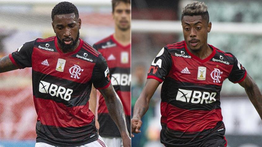 Flamengo recebe oferta de 189 milhões por dois de seus jogadores