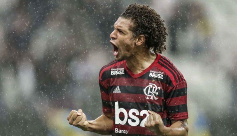 Willian Arão Reprodução Flamengo