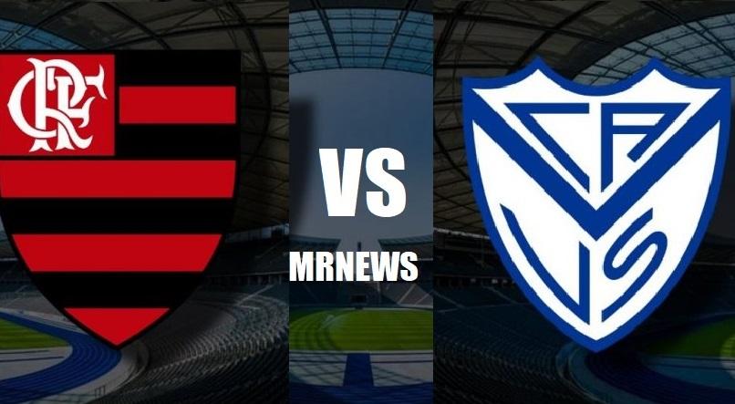Flamengo x Vélez Sarsfield